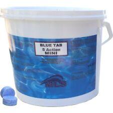 Blue Tab 5 Action® MINI 5 kg Komplettpflege Chlor Multitab Kombichlor je 20 g