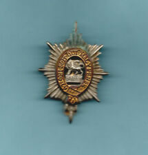 Brass 1940s Collectable Caps/Hat Badges
