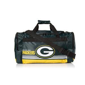 NFL - Football  - Duffel Bag - Gym Bag - Backpack - Green Bay Packers