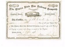 Elmira Sate Line Railroad Co., 1876, #7