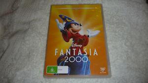 Fantasia 2000 - Disney - VGC - DVD - R4