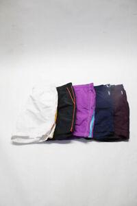 Sundek Orlebar Brown Mens Drawstring Swim Shorts Black White Size S 30 31 Lot 5