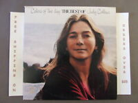 """THE BEST OF JUDY COLLINS COLORS OF THE DAY LP GREATEST HITS W/ """"SOMEDAY SOON"""""""