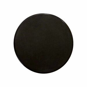 Black Round Marble Center Dining/Coffee Table Top Handmade Kitchen Decor B901