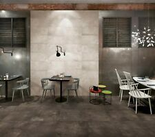 SAMPLE £18.59/sqm Brown Lappato Porcelain Tile 60X60 Kitchen Bathroom Wall Floor
