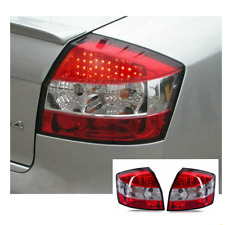 LED Tail Lights For Audi a4 2001-2005 Sequential Signal Red Replace OEM
