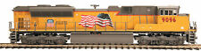 MTH Trains 80-2397-1 Union Pacific Flag SD70AH Diesel Engine ProtoSound HO Scale