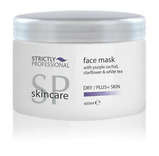 Strictly professional Máscara facial con MORADO Orquídea y té blanco 450ml
