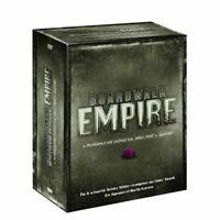 COFFRET DVD NEUF SERIE POLICIER : BOARDWALK EMPIRE - SAISONS 1 A 4 - SCORSESE