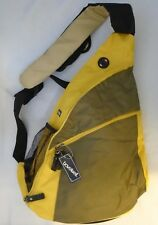 Travelwell Yellow H2O One Padded Shoulder Sling Backpack Style# 2406