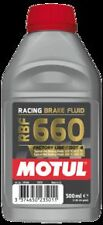 MOTUL RBF 660 FACTORY LINE OLIO FRENI DOT 4 100% SINTETICO 500ML