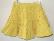 New Hanna Andersson Warm Sun Corduroy Twirl Skirt Girls  Sz 80, 10-24M