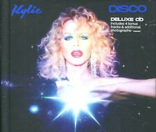 Kylie Minogue Disco DELUXE CD NEW Magic Miss A Thing Real Groove Supernova