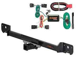 Curt Class 3 Trailer Hitch & Wiring for Ram Promaster 1500/2500/3500