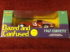 Dale Earnhardt 1967 Corvette,1:18 Scale (Dazed and Confused)