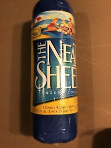 The Neat Sheet Ground Cover 57x77 Washable Beach Picnic Blanket Repel Sand Water