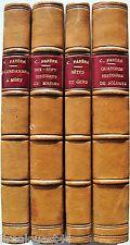 4 livres de Farrere Flammarion 1914-1921