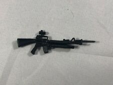 Steel Brigade Style Black Major Weapon Gun Recoil GI Joe Cobra