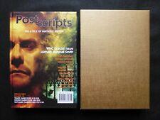 POSTSCRIPTS 10 Stephen King Joe Hill Steven Erikson SIGNED x 31 SLIPCASED LTD ED