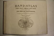 Stieler`s Hand Atlas 1853  31 Karten original Gotha Justus Perthes