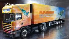 ** Herpa 120982 Scania TL Refrigerated Box Semitrailer Aquasped/Fili 1:87 HO