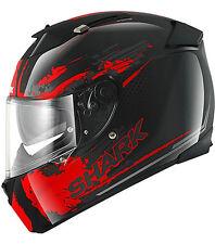 Shark Speed-R Duke Motorcycle Helmet Black / Red XS 53-54 cm RRP $549.00