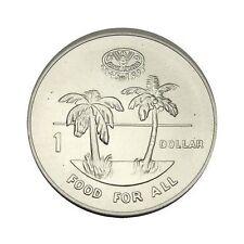 elf Solomon Isl 1 Dollar 1995 Silver FAO 50th