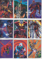 Marvel Universe:94 Flair- 1994-Lot 33-9 Cards