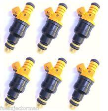 Motor Man | 0280150714 Flow Matched Injectors | BMW 635csi 735i 735iL L6 L7 M30
