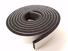 "Weather Stripping 1"" x 1/4"", 8' FT  Adhesive Foam Strip Seal Door Window Garage"