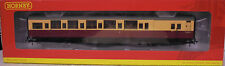 Hornby R4348B BR Maunsell Brake Composite Coach 'S 6644 S'