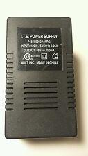 Ault inc. I.T.E. Power supply P48480250A01RG. input 120v. 50/60Hz 0.25A.