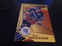 1997-98 Pacific Dynagon Hockey #81 Mark Messier - New York Rangers - HOF - NR-MT