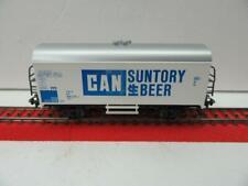 """H0 - Marklin 4415 Rare Special Asian Edition Beer Box Car """"CAN SUNTORY"""" - NIB"""