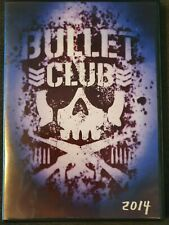 The Bullet Club Chronicles DVD 2014 Edition Double Disc Wrestling DVD ROH NJPW