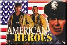 AMÉRICAIN HEROES USA Amérique Aimant,Réfrigérateur,8cm,NEUF