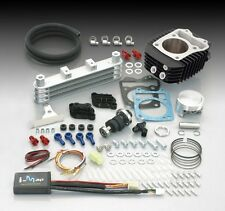 GROM Power-UP complete kit.Kitaco / Cylinder(BLK)181cc&Cam&Oil cooler&Controller