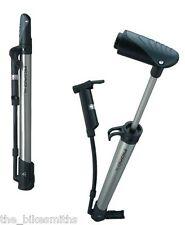 Topeak Road Morph G w/ Gauge TRP-3G Bike Frame Pump Portable Floor 160psi Easier