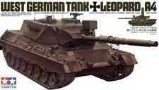 Tamiya 1/35 scale West German Leopard A4 tank model kit