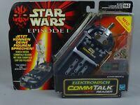 Star Wars Episode 1 Action Figure Electronic Comm Talk Reader Sealed
