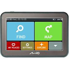 "Mio Spirit 5670 LM 4.3"" Full European GPS Sat Nav 44 Country Lifetime Mapping"