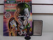EAGLEMOSS Lead Figure & Magazine Classic DC Super Hero Collection #3 Joker