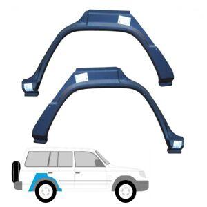 Radlauf Reparaturblech für Hyundai Galloper 1991-2003 5 Tür / Paar