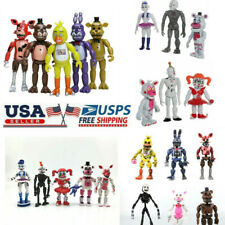 Fnaf Five Nights at Freddy's Action Figures Collection Edition Toys Kid Gift