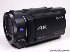 "Sony FDR-AX33 Camcorder AX33 Videorecorder Ultra HD 4K Handycam OVP ""TOP"""