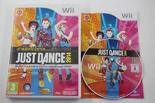 NINTENDO WII JUST DANCE 2014 COMPLETO PAL ESP