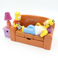 More details for the simpsons talking desk tidy 2003 rare collectors item - simpsons collectible