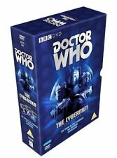 Doctor Who - The Cybermen Collection Exclusive Box-Set  Tomb Invasion Earthshock