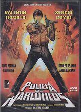 DVD - Policia De Narcoticos NEW Valentin Trujillo FAST SHIPPING!