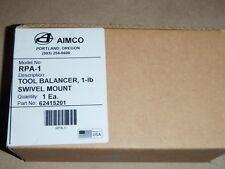 RPA-1 Aimco Balancer / Retractor, 0.5-1.5 lb Capacity, New Old Stock